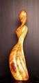 Gothika II Olivier 50x15x15 cm