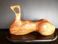 Chaladocus : Olivier 14x30x20 cm