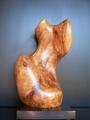 Torso III : Olivier 18x20x36 cm